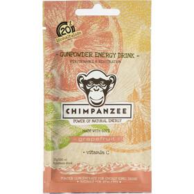 Chimpanzee Gunpowder Energy Drink 20x30g Grapefruit